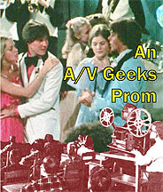 An A/V Geeks Prom DVD