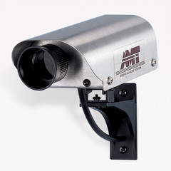 Stainless Steel Simulated Security Camera