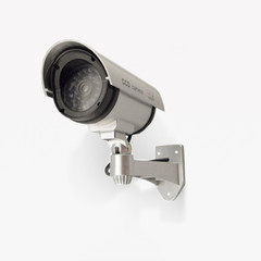 Simulated Bullet System Security Camera
