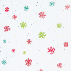 Just Snowflakes Tissue Paper, 200-Pack