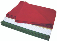 Holiday Assorted Tissue Paper Pack