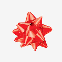 Red Star Bow, 200-Pack