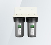 Puretec Ecotrol EM2-60 series high flow dual whole house water filters