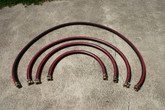 Pump suction kit - Tank to pump flexible connection - 2m of hose