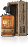 Knob Creek Bourbon Limited Edition 2001 Batch 1