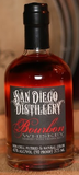 San Diego Distillery Bourbon Whiskey 375ml