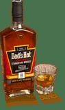 Dad's Hat Straight Rye Whiskey Bottled in Bond