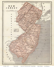 History of New Jersey Land Titles