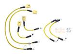 ISR Performance Brake Line Kit - Nissan 370Z 09-13 Standard Brakes