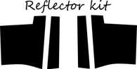 Multistrada 1200 Reflector Kit 2015 -