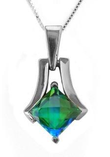 Sk1210145 Siesta Key Watercolor Gemstone Sterling Silver