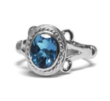 sterling silver, ring, alexandrite, gemstone, color change, oval, vintage setting