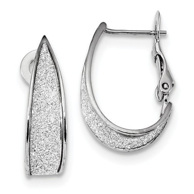 ladies nichole earrings brands fort glitter p lewis large silver