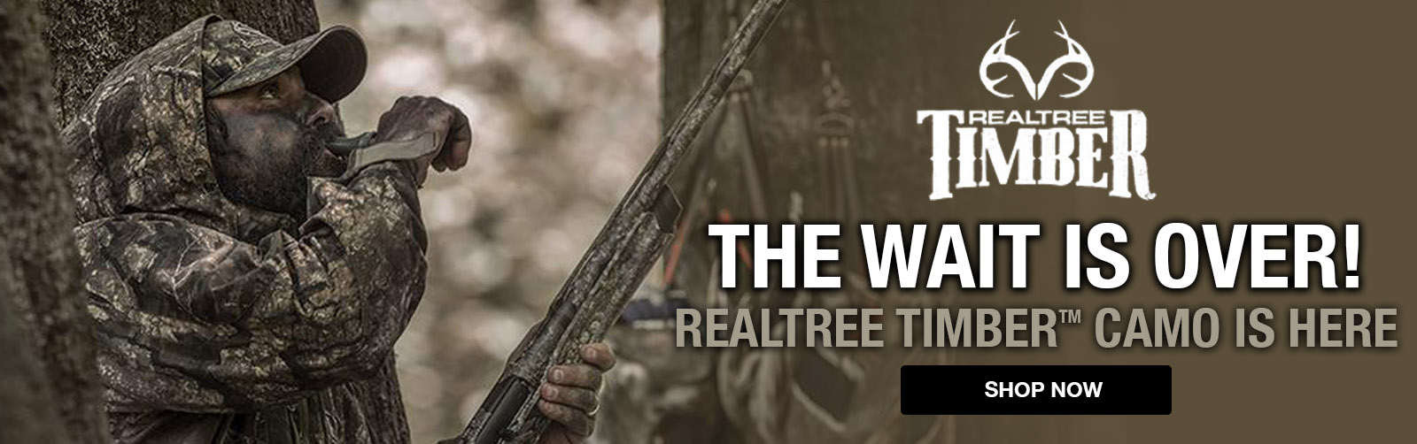 Realtree Timber in Stock Now!
