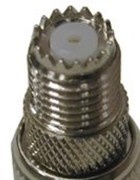Mini-UHF Female Spice Adapter