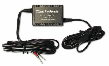 Wilson 859989 Sleek/Signal 3G Vehicle Hardwire Power Supply