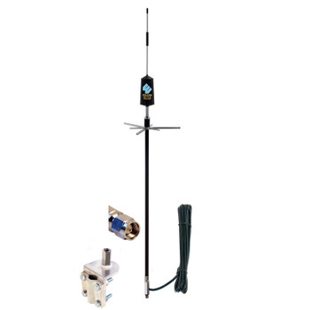 Wilson 318401 Trucker 3G Cellular Antenna 12ft Cbl SMA M w/3WayMount