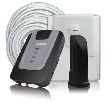 weBoost RV 4G Cellular Signal Booster Stationary System