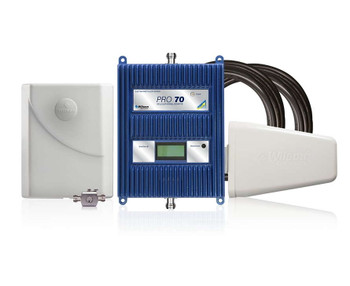 WilsonPro 70 Commercial Building Signal Booster System [75 Ohm] F Con