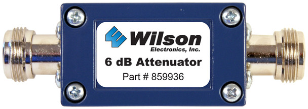 Wilson 6db Attenuator w/N-Female