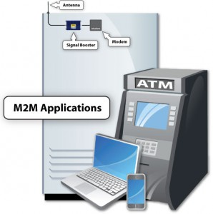 Vending Machines, ATMs, Remote Monitoring Stations, Vehicles