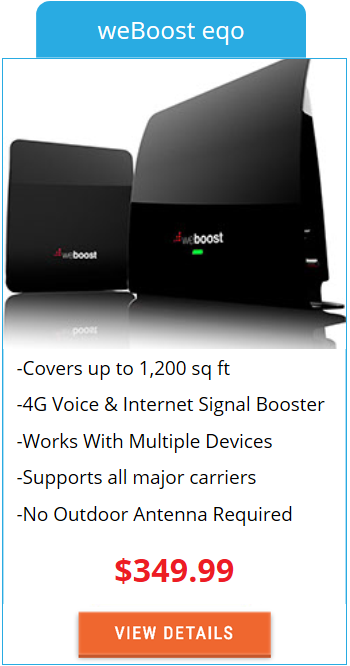 Building Signal Booster weBoost eqo Home