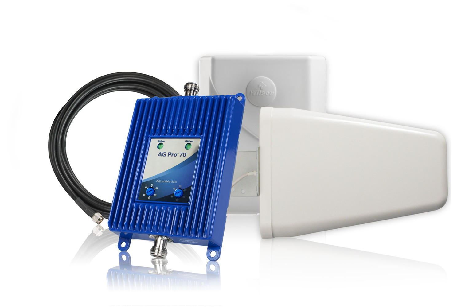 Signal Booster System