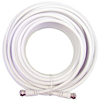 Wilson RG-6 50ft  Quad Shield Coax Cable F Male