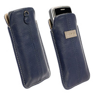 Krusell Luna Pouch Navy Blue Medium