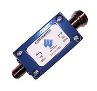 Wilson 859955 75 OHM to 50 OHM Coax Cable Converter