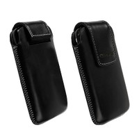 Krusell Vinga Mobile Pouch Black Large
