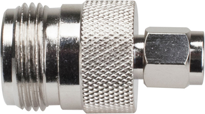 Wilson 971156 SMA Male To N Female Adapter