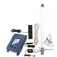 weBoost Drive 4G-M Mobile Cell Signal Booster [w/3G Marine Antenna]