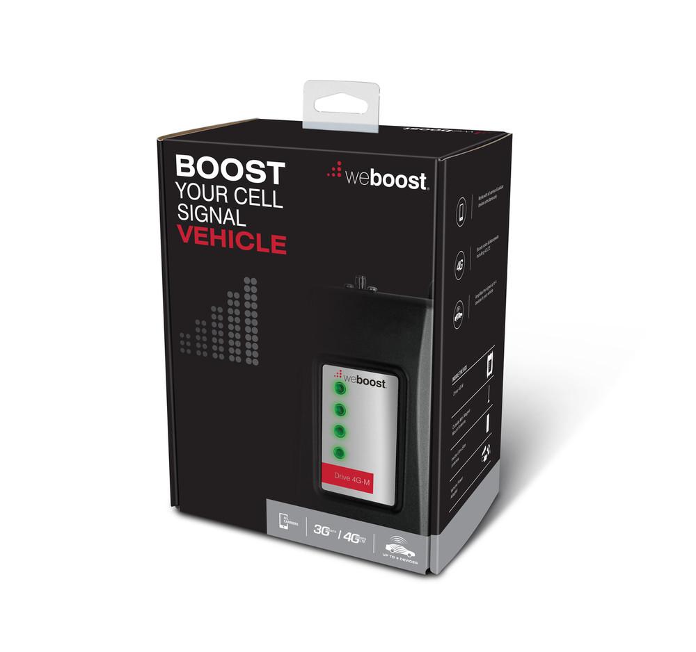 weBoost Drive 4G-M Packaging