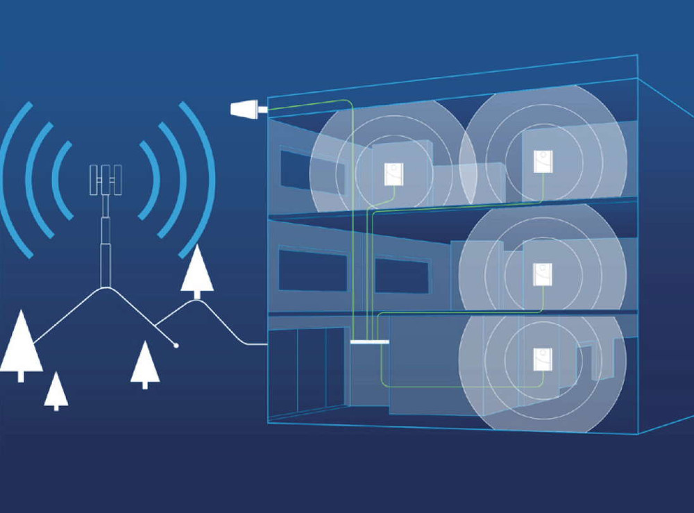 WilsonPro 4000 4 Antenna Diagram