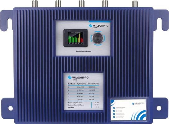 WilsonPro 4000 Enterprise Building Cellular Signal Booster System