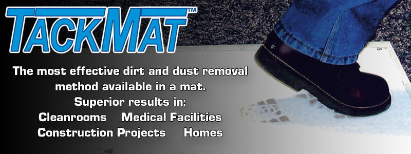 TackMat Dirt and Dust Removal by ToolLab