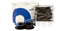 Printronix 107675-001 Extended Life Spool Ribbon, 27M CHAR, 6-Pack (P5000 Text & OCR P5000)