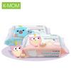 KMom Khăn ướt hữu cơ cao cấp Hàn Quốc (100 tờ)