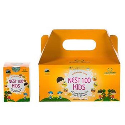 Nước yến sào Nest 100 Kids cho trẻ em trên 1 tuổi / Lọ