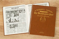 Braves Fan - Personalized Team Book
