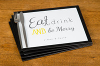 Personalized Place-mat