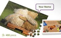 Teddy Bear Personalized Jigsaw Puzzle