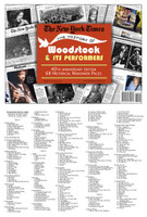 Woodstock Music Festival - Historic Coverage from The New York Times