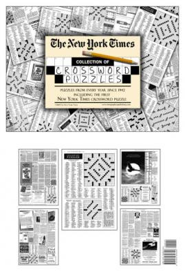 Crossword Puzzle Collection Of The New York Times Decades