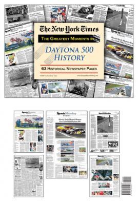 Daytona 500 History NY Times Coverage