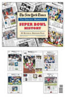 Super Bowl Newspaper