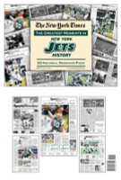 New York Jets  History Newspaper