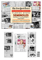 Florida State Seminoles Football & Basketball - Greatest Moments