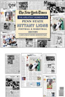 Penn State Nittany Lions Football & Basketball - Greatest Moments
